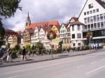 Tübingen,Straße